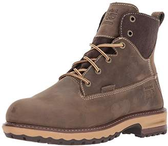 """Timberland Women's Hightower 6"""" Alloy Toe Waterproof Industrial and Construction Shoe"""