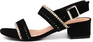 Django & Juliette New Rerun Womens Shoes Casual Sandals Heeled