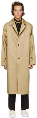 MACKINTOSH Camiel Fortgens Beige Trench Coat