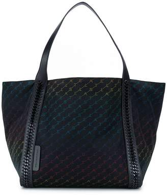 ab9fc6cd8244 Stella McCartney monogram tote bag