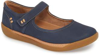 Clarks R) Unhaven Mary Jane Flat