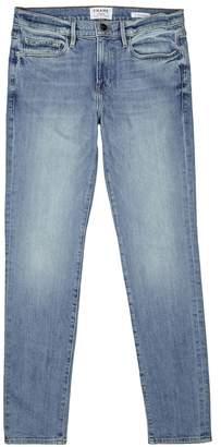 Frame L'Homme Light Blue Skinny Jeans
