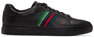 Paul Smith Black Lapin Sneakers