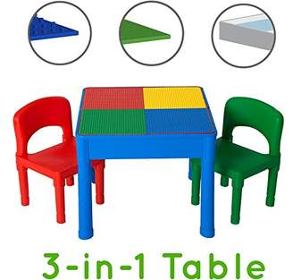 Play Platoon Kids Activity Table Set - 3 in 1 Water Table