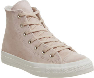 Converse Hi Leather Trainers