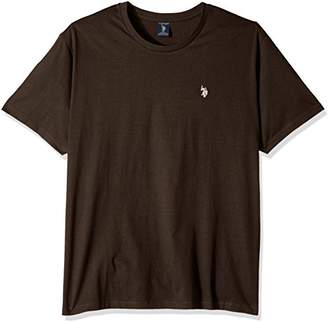 U.S. Polo Assn. Men's Crew Neck Pony T-Shirt