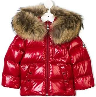 0c818e133 Kids Fur Hooded Jacket Boys - ShopStyle UK