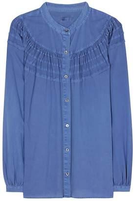 Closed Cotton blouse