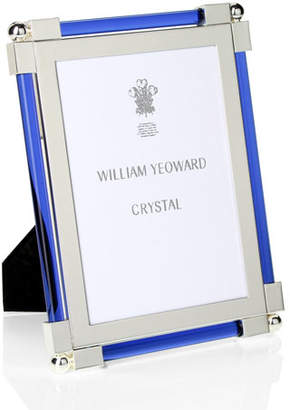 """William Yeoward Classic Glass 5"""" x 7"""" Picture Frame"""