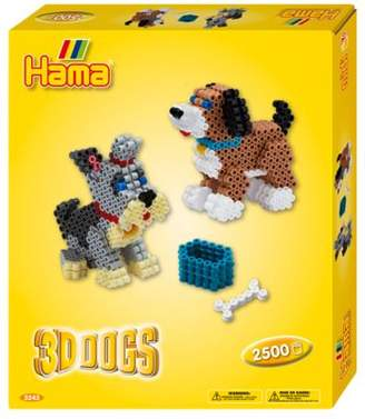 Hama beads Dkl Marketing Ltd 3D Dogs
