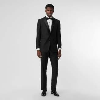 Burberry Modern Fit Wool Mohair Tuxedo