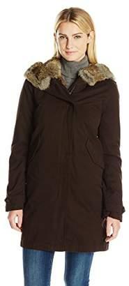 Woolrich John Rich & Bros. Women's Banff Eskimo Parka $765 thestylecure.com