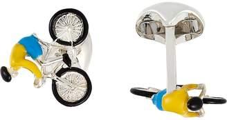 Deakin & Francis Men's Bike & Rider Cufflinks