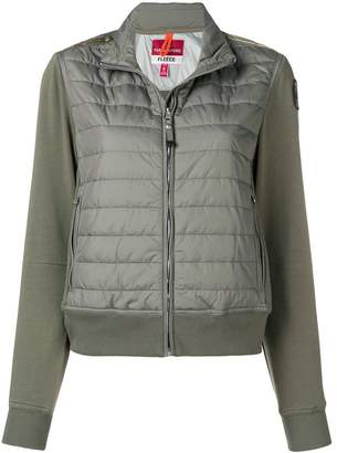 Parajumpers contrast padded jacket