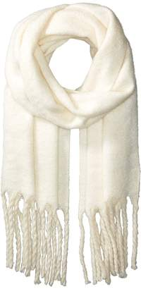 Free People Kennsington Brushed Herringbone Scarf Scarves