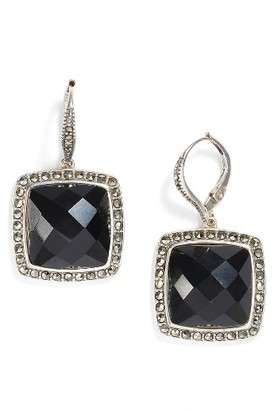 Women's Judith Jack Square Drop Earrings $120 thestylecure.com