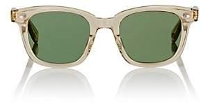 Garrett Leight Men's Calabar Sunglasses-Green