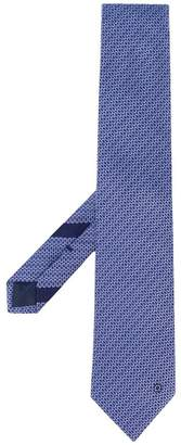 Salvatore Ferragamo jacquard tie