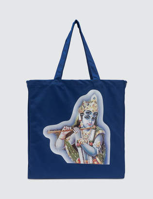 Perks And Mini Krishna Tote Bag