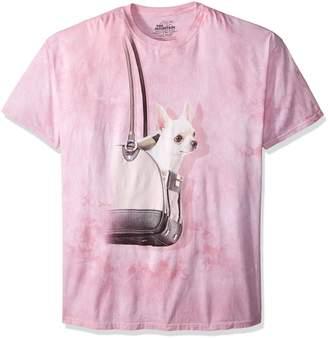 The Mountain Handbag Chihuahua T-Shirt, 3X-Large