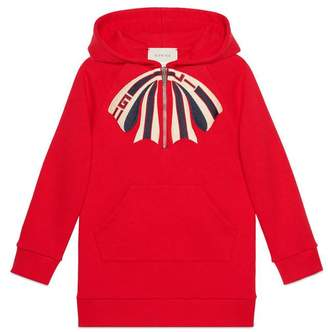 Gucci Children's cotton dress with bow
