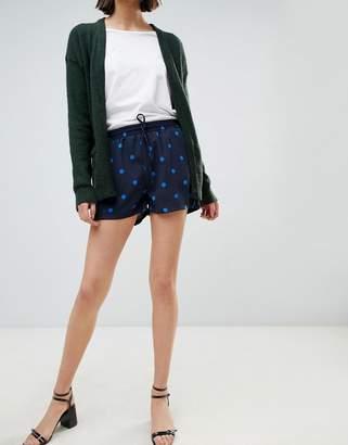 Ichi Printed Shorts