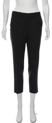 Michael Kors Cropped Virgin Wool Pants
