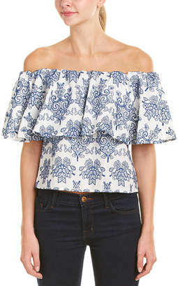 Nicholas N Off-The-Shoulder Top
