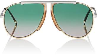 Celine Women's Oversized Aviator Sunglasses