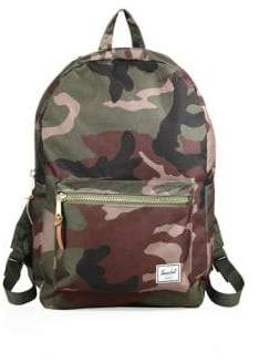 Herschel Camouflage Printed Backpack