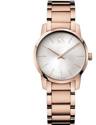 CK Calvin Klein (CK カルバン クライン) - Calvin Klein City Watch k2g23646 Ladies Quartz Movement