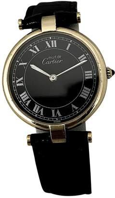 Cartier Must Vendôme watch