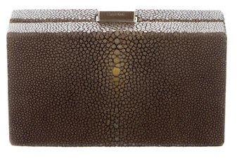 Calvin Klein Stingray Box Clutch