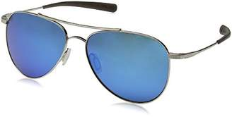 Costa del Mar Cook Polarized Iridium Aviator Sunglasses