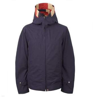 Pretty Green Waterproof Hooded Jacket