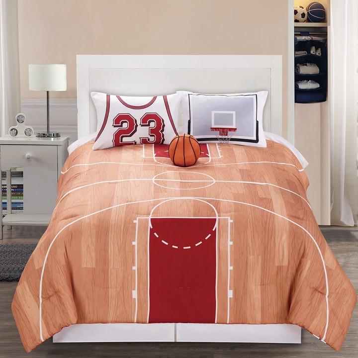 Riverbrook Home B-Ball Comforter Set