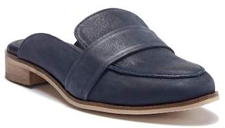 Crevo Zelma Slide-On Leather Loafer