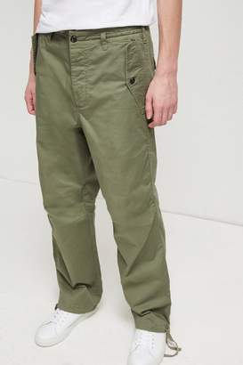French Connenction Military Broken Twill Drawstring Trousers