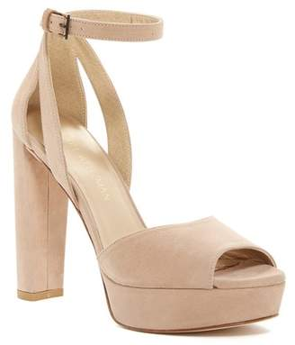 Stuart Weitzman Hijinx Platform Sandal