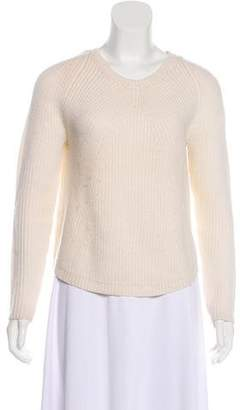 Theory Wool Crew Neck Sweater