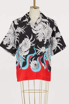 Prada Dhalia shirt