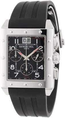 Raymond Weil Men's 48811-SR-05200 Sporty Chronograph Dial Watch
