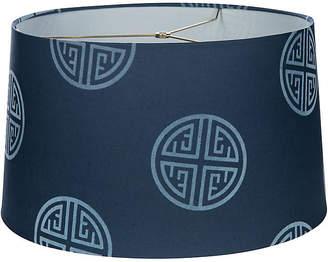 Barclay Drum Lampshade - Royal Blue - Bradburn Home