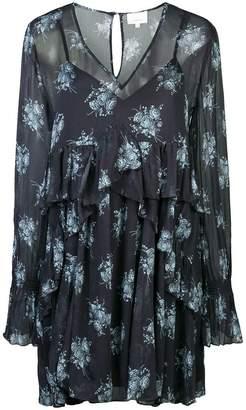 Cinq à Sept floral print dress
