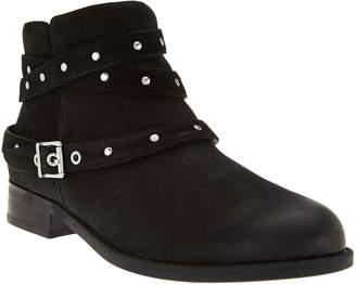 Vionic Ankle Boots with Stud Detail - Lona