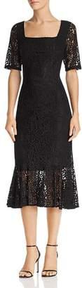 Nanette Lepore nanette Lace Midi Dress