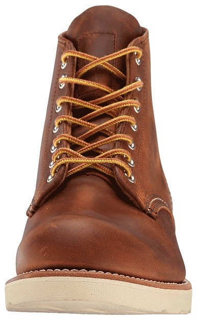 Red Wing Shoes Classic Work 6 Round Toe Men's Lace-up Boots