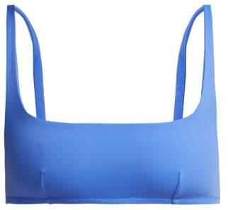 Araks Quinn Bikini Top - Womens - Blue