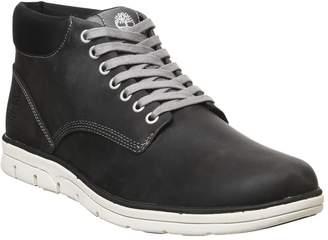 Bradstreet Chukka Boots Dark Grey Full Grain