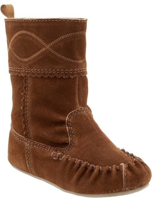 Gap Moccasin boots